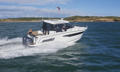 Image of Jeanneau Merry Fisher 895 for sale in France for €139,900 (£128,237) ARZON, , France