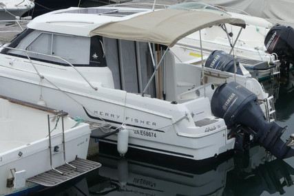 Jeanneau Merry Fisher 755 for sale in France for €38,500 (£35,125)
