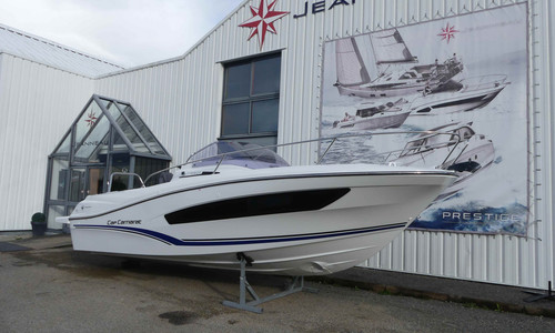 Image of Jeanneau Cap Camarat 7.5 WA for sale in France for €71,500 (£65,317) ARZON, , France