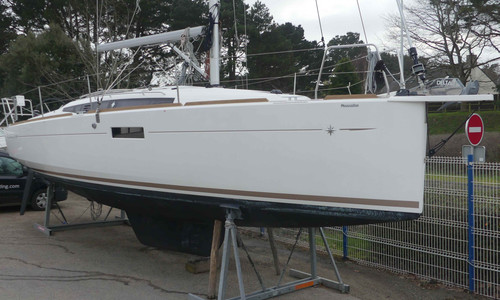 Image of Jeanneau Sun Odyssey 349 for sale in France for €156,000 (£142,477) ARZON, , France