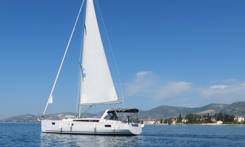 Image of Beneteau Oceanis 48 for sale in  for €185,000 (£168,964) Kaštel Gomilica, ,