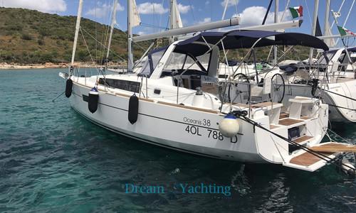 Image of Beneteau Oceanis 38 for sale in  for €120,000 (£109,598) olbia, Sardegna, olbia, Sardegna,