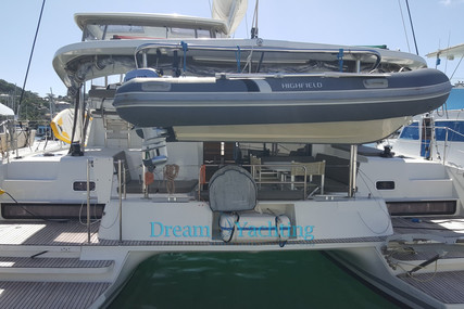 Lagoon 42 for sale in Italy for €425,000 (£387,869)