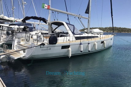 Beneteau Oceanis 48 for sale in Spain for €185,000 (£168,951)