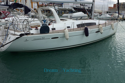 Beneteau Oceanis 50 for sale in Italy for €170,000 (£155,253)