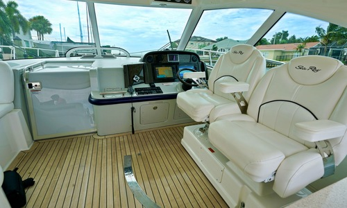 Image of Sea Ray 50 SUNDANCER for sale in United States of America for $389,000 (£292,338) St. Petersburg, Florida, United States of America