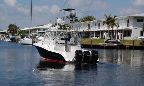 Image of Pro-Line 35 Express for sale in United States of America for $125,000 (£97,134) Lighthouse Point, Florida, United States of America