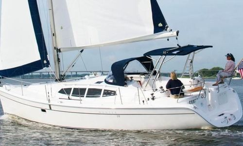 Image of Hunter 39 for sale in United States of America for $125,000 (£97,134) , Florida, United States of America
