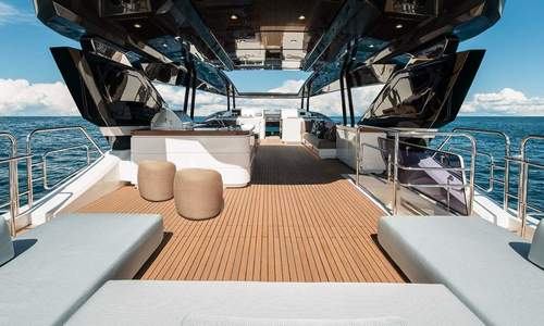 Image of MONTE CARLO YACHTS MCY 96 for sale in United States of America for P.O.A. (P.O.A.) Sarasota, Florida, United States of America