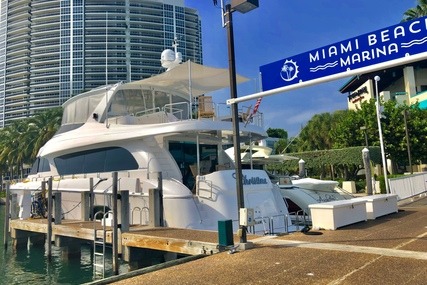 Hatteras 72 Motor Yacht for sale in United States of America for $579,000 (£454,296)