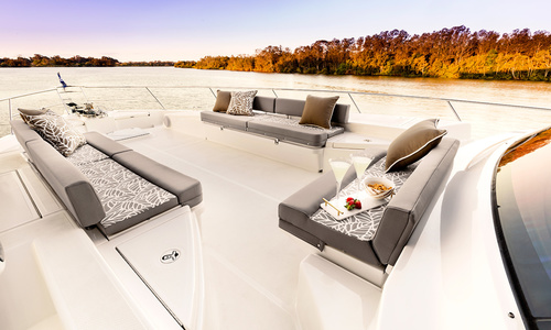Image of Riviera 72 Sports Motor Yacht for sale in United States of America for P.O.A. (P.O.A.) To Be Ordered, Florida, United States of America