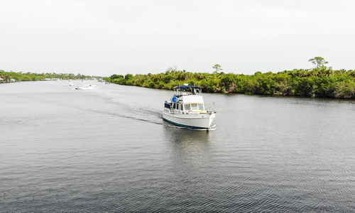 Image of Grand Banks 42 Motoryacht for sale in United States of America for $129,000 (£94,082) Stuart, Florida, United States of America