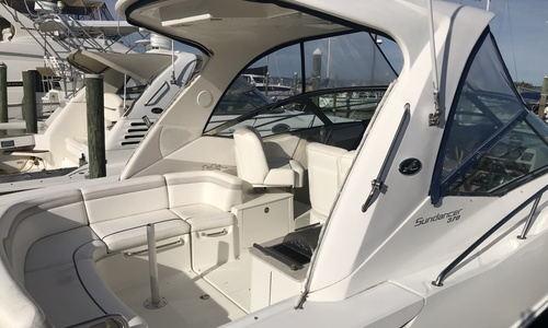 Image of Sea Ray 370 Sundancer for sale in United States of America for $165,000 (£127,934) Sebastian, Florida, United States of America