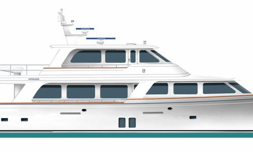 Image of OFFSHORE YACHTS 87/92 Motoryacht for sale in United States of America for P.O.A. (P.O.A.) , Florida, United States of America