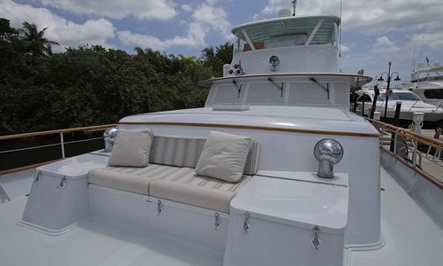 Image of Burger Motoryacht for sale in United States of America for $565,000 (£412,945) Jupiter, Florida, United States of America
