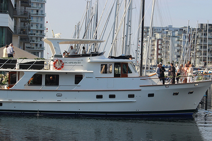 Defever Raised Pilothouse for sale in Sweden for $699,000 (£548,730)
