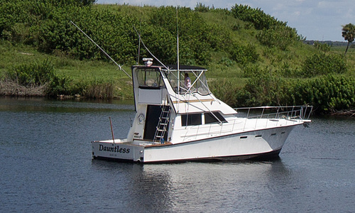 Image of Cheoy Lee Sportfish for sale in United States of America for $60,000 (£46,624) Moore Haven, Florida, United States of America