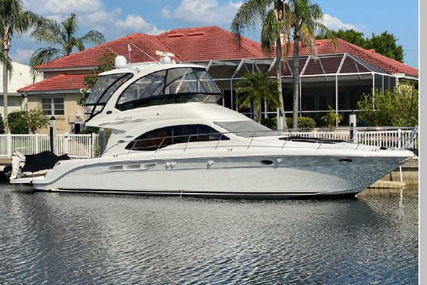 Sea Ray 52 Sedan Bridge for sale in United States of America for $459,000 (£344,496)