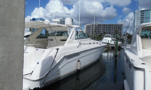 Image of Sea Ray 500 Sundancer for sale in United States of America for $167,167 (£123,412) Sarasota, Florida, United States of America