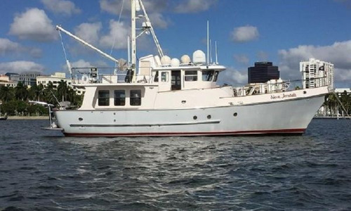 Image of Nordhavn 46 for sale in United States of America for $353,000 (£277,113) Vero Beach, Florida, United States of America
