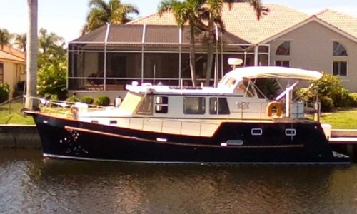 Image of Rosborough 44 North Shore Trawler for sale in United States of America for $219,000 (£158,420) Punta Gorda, Florida, United States of America