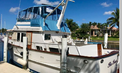 Image of Ocean Alexander 43 Double Cabin for sale in United States of America for $87,725 (£68,831) Punta Gorda, Florida, United States of America