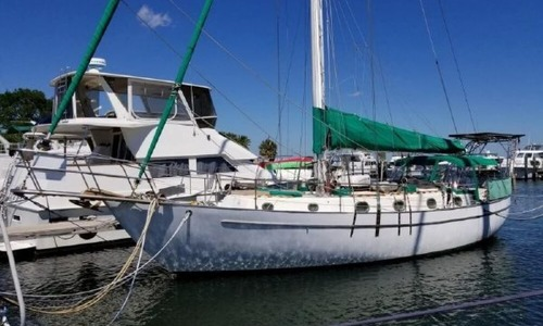 Image of Westsail 43 Sloop for sale in United States of America for $69,500 (£50,240) St Petersburg, Florida, United States of America