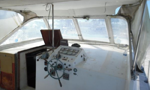 Image of Hatteras 41 Double Cabin for sale in United States of America for $11,000 (£7,881) Port Charlotte, Florida, United States of America