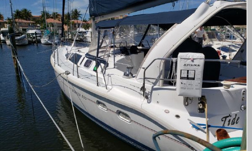 Image of Hunter 410 for sale in United States of America for $94,900 (£69,838) Punta Gorda, Florida, United States of America
