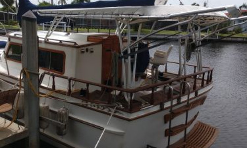 Image of Trader 40 for sale in United States of America for $69,900 (£51,078) Punta Gorda, Florida, United States of America