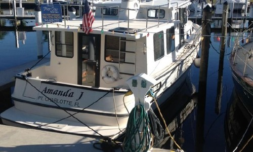 Image of Nordic Tugs 37 for sale in United States of America for $199,000 (£140,917) Punta Gorda, Florida, United States of America