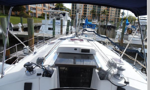 Image of Hunter 38 for sale in United States of America for $89,898 (£66,157) Punta Gorda, Florida, United States of America