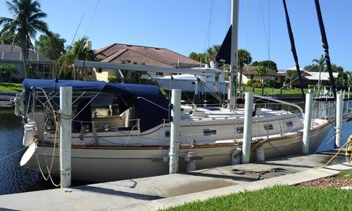Image of Island Packet 380 for sale in United States of America for $139,000 (£101,412) Punta Gorda, Florida, United States of America