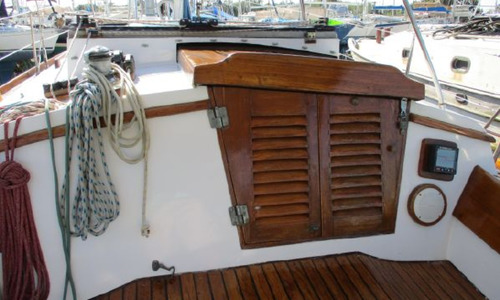 Image of Cheoy Lee 35 Sloop for sale in United States of America for $49,900 (£36,435) Port Charlotte, Florida, United States of America