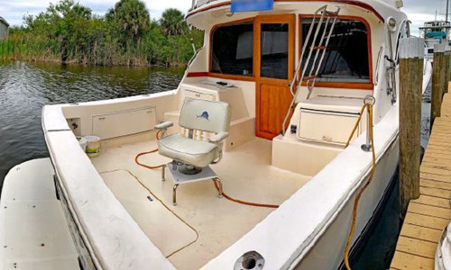 Image of Ocean Yachts 32 Super Sport for sale in United States of America for $63,888 (£46,496) Port Charlotte, Florida, United States of America