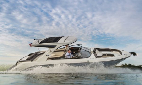 Image of Sea Ray SLX 310 for sale in United States of America for $219,900 (£170,878) Montgomery, Texas, United States of America