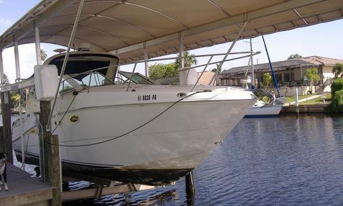 Image of Sea Ray 290 Sundancer for sale in United States of America for $44,900 (£32,471) Port Charlotte, Florida, United States of America