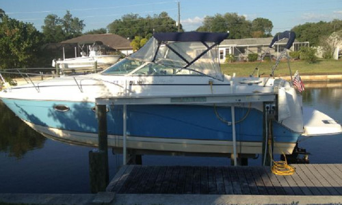 Image of Rinker Fiesta Vee 270 for sale in United States of America for $22,500 (£16,033) Punta Gorda, Florida, United States of America