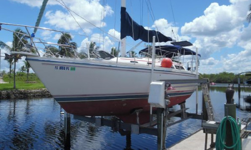 Image of Catalina 30 MK II for sale in United States of America for $29,297 (£20,965) Punta Gorda, Florida, United States of America