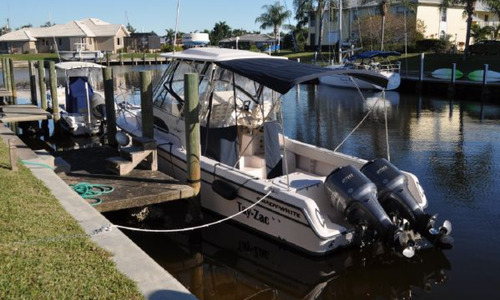 Image of Grady-White Sailfish 282 for sale in United States of America for $78,500 (£60,865) Punta Gorda, Florida, United States of America