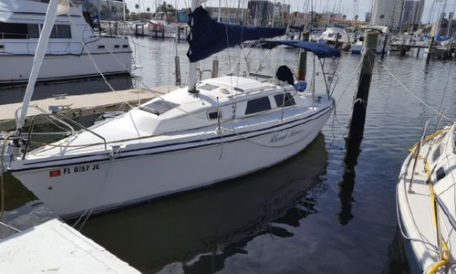 Image of Hunter 280 for sale in United States of America for $15,900 (£11,417) Saint Petersburg, Florida, United States of America