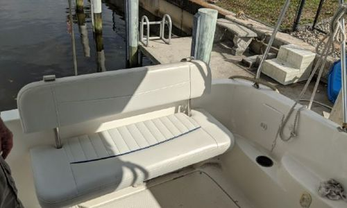 Image of Bayliner 275 Cruiser for sale in United States of America for $29,900 (£21,690) Punta Gorda, Florida, United States of America