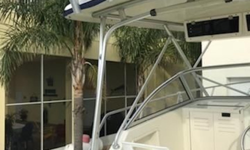 Image of Sea Boss 235 Walkaround for sale in United States of America for $27,500 (£20,095) Hudson, Florida, United States of America