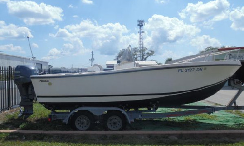Image of Mako 21 Center Console for sale in United States of America for $12,500 (£9,036) Port Charlotte, Florida, United States of America