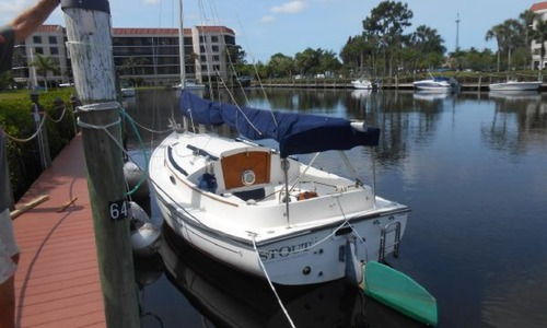 Image of Com-Pac Sailboat for sale in United States of America for $28,750 (£22,462) Punta Gorda, Florida, United States of America