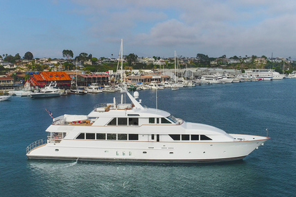 Palmer Johnson Custom Tri-Deck Motoryacht for sale in United States of America for $4,450,000 (£3,146,544)