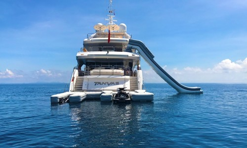 Image of Sunseeker 40 M Yacht for sale in Thailand for $7,950,000 (£5,707,681) Phuket,, Thailand
