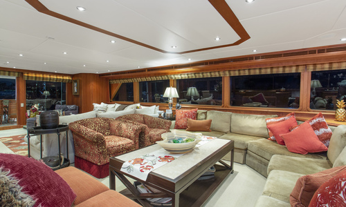 Image of Palmer Johnson Custom Tri-Deck Motoryacht for sale in United States of America for $5,750,000 (£4,506,976) San Diego, California, United States of America