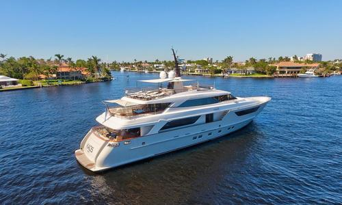 Image of Sanlorenzo for sale in United States of America for $7,995,000 (£5,886,034) Fort Lauderdale, Florida, United States of America