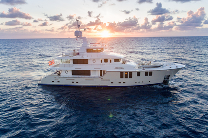 Nordhavn for sale in Mexico for $12,900,000 (£10,126,781)